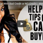 Bad Credit: What You Need to Know About Buying a Car with Poor Credit